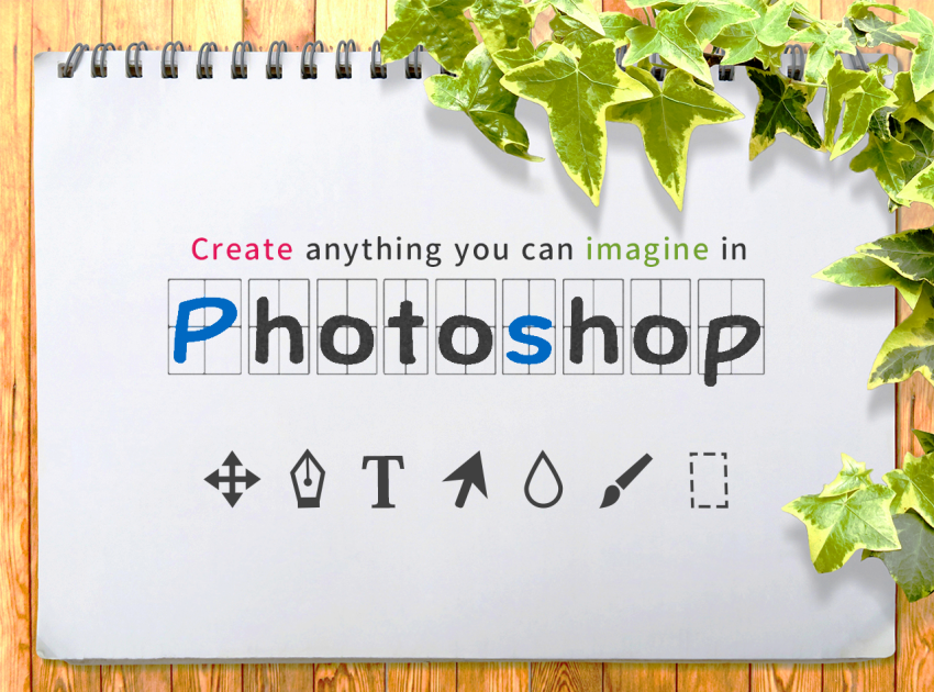 クリエイティブデザイン・Photoshop講座