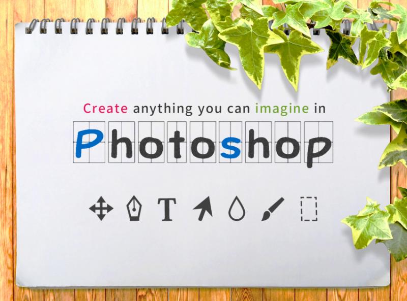 Photoshop講座・クリエイティブデザイン